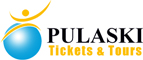 Pulaski Tickets & Tours Logo